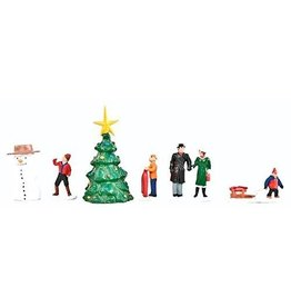 Lionel 6-37852 CHRISTMAS PEOPLE PACK