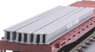 MTH - RailKing 3050007 - I-Beam 8-Piece Set