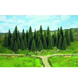 Noch 26331 Fir Tree w/plant   50 Count