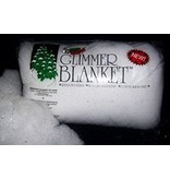 "CUSTOM SOFT SNOW BLANKET 1""X15"""