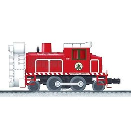 Lionel 681441 -  Christmas Command Rotary Snow Plow