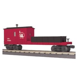MTH - RailKing 3079387	 - 	CRANE TENDER JERSEY CENTRAL