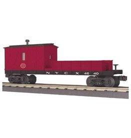 MTH - RailKing 3079326 - CRANE TENDER NEW YORK CENTRAL