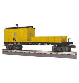 MTH - RailKing 3079335 - CRANE TENDER PRR