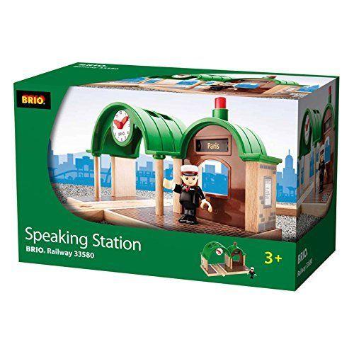 BRIO BRIO -  SPEAKING STATION