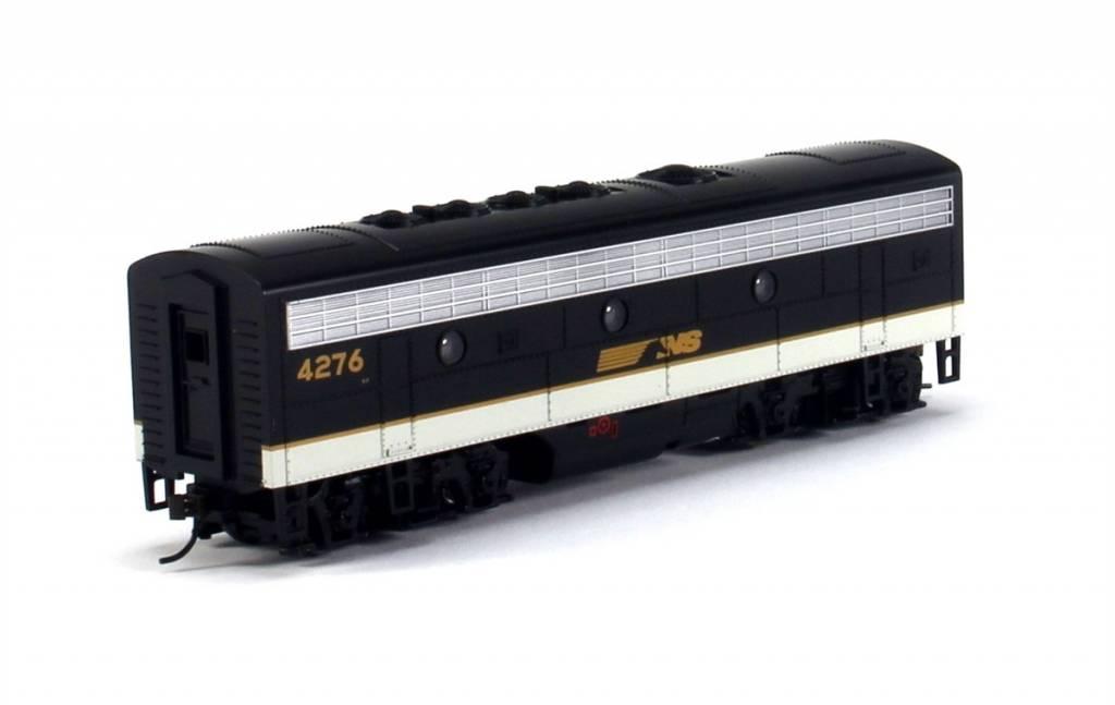BACHMANN 64403 - Norfolk Southern B Unit - HO