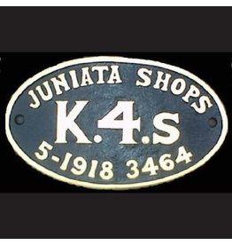 CUSTOM 26206	 - 	JUNIATA K.4.S