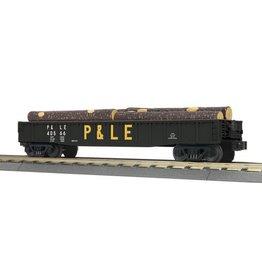 MTH - RailKing 30-72180 - gondola car w/log load