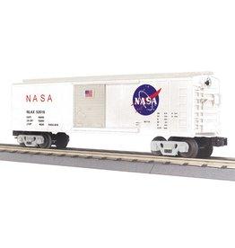 MTH - RailKing NASA Box Car