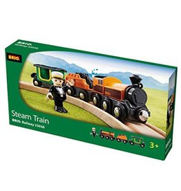 BRIO STEAM TRAIN