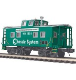 2091343	 - 	Steel Caboose - Center Cupola