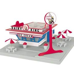 MTH - RailKing 3090464	 - 	DAIRY KING RESTAURANT STAND