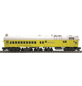 MTH - Premier 20203371	 - 	 DC-3 Rail Inspection Car With Proto-Sound 3.0