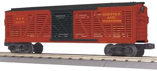 307171 - STOCK CAR NORFOLK & WESTERN