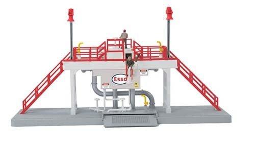 MTH - RailKing 309178 - STORAGE TANK STATION ESSO OP