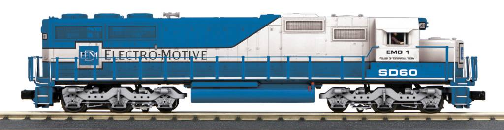 MTH - RailKing EMD Demonstrator SD60