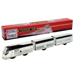 Schylling 2089	 - 	STREAMLINE TRAIN WIND-UP