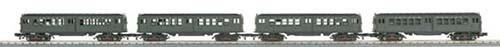 MTH - RailKing 3027571 - SUBWAY LO-V 4car METRO