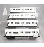 3023720 - SUBWAY R-12 (WHITE) 4car