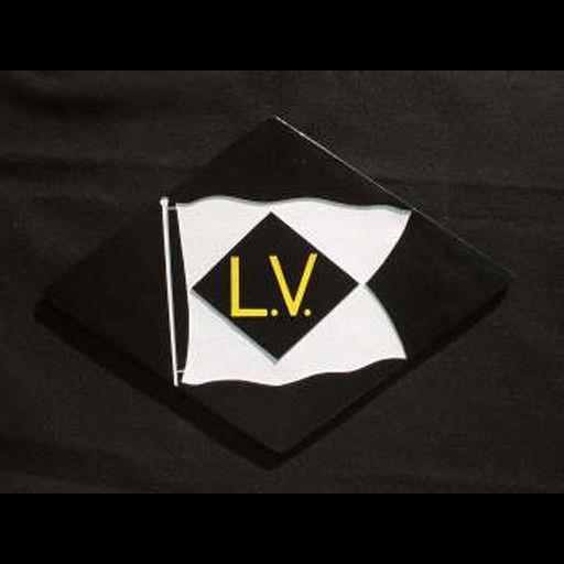 CUSTOM 26267 - LEHIGH VALLEY DIAMOND Emblem Plate - COLOR VARIATIONS