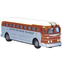 MTH - RailKing 3050069 - BOSTON & MAINE BUS
