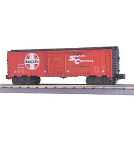 MTH - Rugged Rails 337404	 - 	Santa Fe BOX CAR