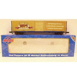Atlas-O 1023	 - 	BOX CAR AUTO PARTS 50th ANV.