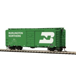 MTH - HO 85-74104	 - 	BOX CAR B.N. 40' PS-1 HO