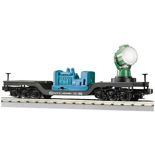 MTH - RailKing 308305 - Die-Cast Searchlight Car