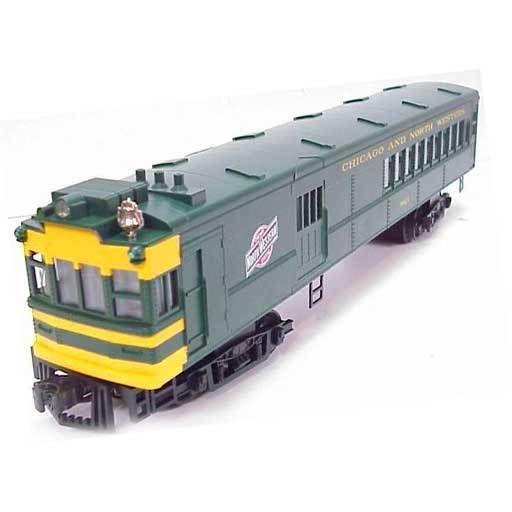 MTH - RailKing 3021591 - DOODLEBUG CHICAGO & NORTHWESTER