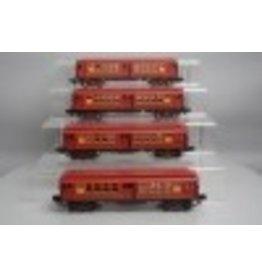 3024481 - LO-V 4-Car Subway Set with Prot