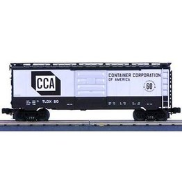 MTH - Premier 2093011	 - 	BOX CAR (CCA) Container Corporation of America