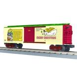 MTH - RailKing 3074604 - BOX CAR CHRISTMAS 2010