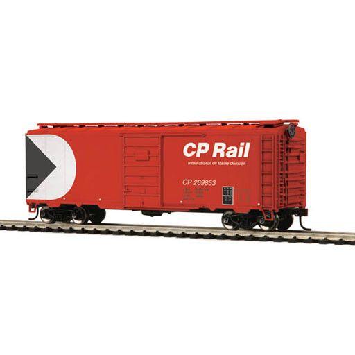 MTH HO Scale CP Rail 40/' PS-1 Box Car #269853