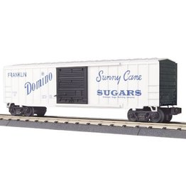 MTH - RailKing 307482 - BOX CAR DOMINO SUGAR