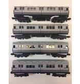 3023730 - R-12 4-Car Subway Set w/Loco-So