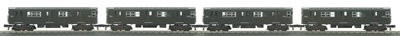 3024460	 - 	R-26 4-Car Subway Set w/Loco-So