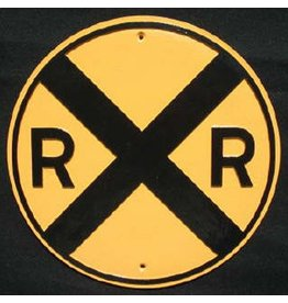 CUSTOM 26216	 - 	R.R. CROSSING Plate