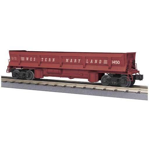 MTH - RailKing 3079315 - DUMP CAR Western Maryland