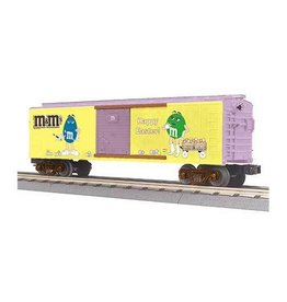 MTH - RailKing 3074641	 - 	BOX CAR M&M'S EASTER