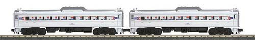 30203013	 - 	RDC AMTRAK BUDD 2-CAR ADD-ON