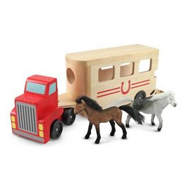 Melissa & Doug 2042	 - 	M&D HORSE CARRIER