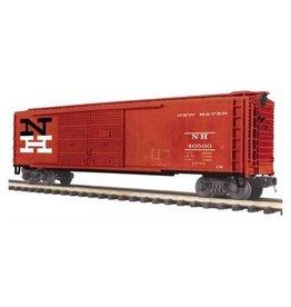 MTH - Premier 2093601 - BOX CAR NEW HAVEN Ps-1 DD DOOR