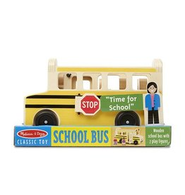Melissa & Doug 2041	 - 	M&D SCHOOL BUS