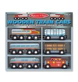 Melissa & Doug 2060 - M&D TRAIN CARS