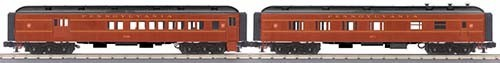 MTH - RailKing 3069207	 - 	MADISON PASS SET 2-CAR PRR