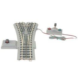 MTH - RailKing 401068 - RealTrax - O-72 Wye Switch