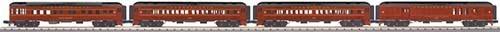 MTH - RailKing 3069206 - MADISON PASS SET 4-CAR PRR