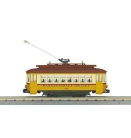 MTH - RailKing 305141 - MARKET ST BUMP-N-GO TROLLEY