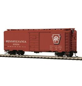 MTH - HO 8574113	 - 	BOX CAR PRR 40' PS 1 - HO